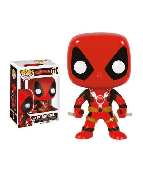 Funko Pop Marvel Deadpool con spade 111