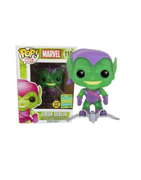 Funko Pop! Green Goblin (Glow in the Dark - Glitter)