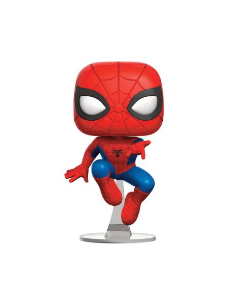 Funko Pop! Spider-Man 160 (Exclusive Marvel Collector Corps)