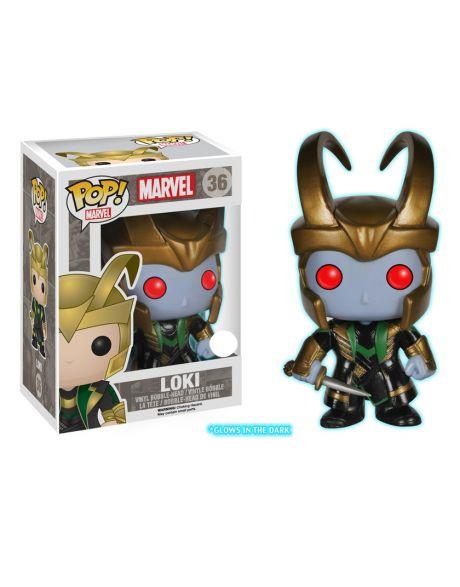 Funko Pop! Loki Frost Giant 36 (Glow in the Dark)