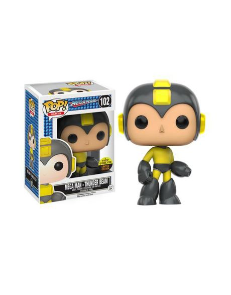 Funko Pop! Mega Man - Thunder Beam 102