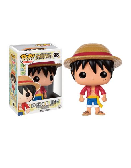 Funko Pop! One Piece - Monkey D. Luffy