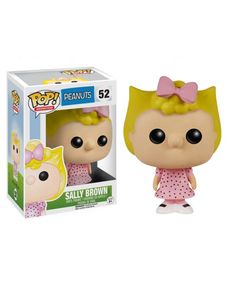 Funko Pop Peanuts Sally Brown 52