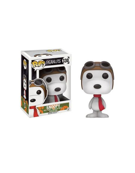 Funko Pop! Peanuts - Snoopy WWI Flying Ace 330 (50 Years The Great Pumpkin)
