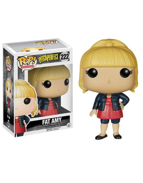 Funko Pop Pitch Perfect Fat Amy 222