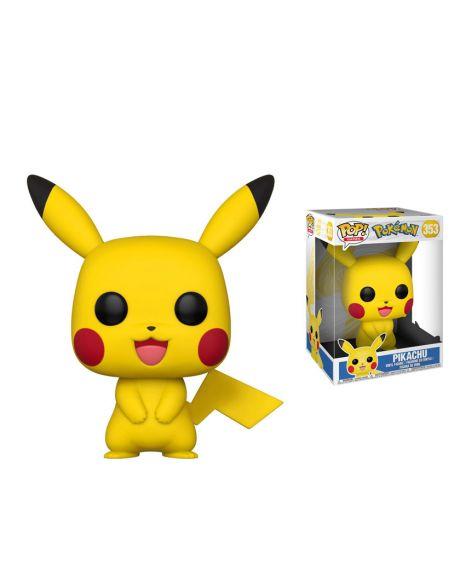 Funko Pop! Pokèmon Super Sized - Pikachu 353