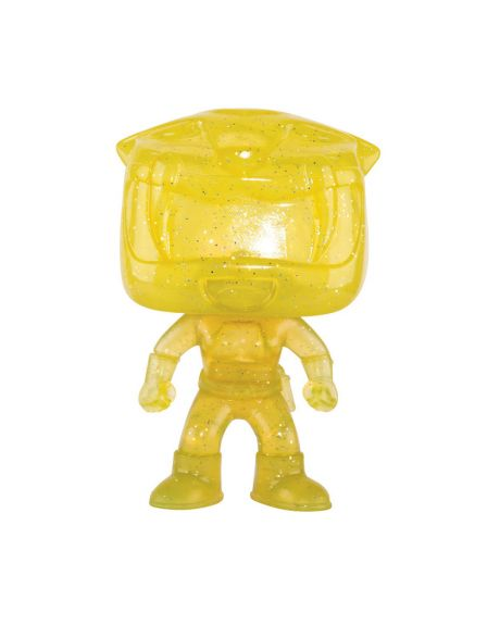 Funko Pop! Power Rangers - Yellow Ranger 412 (Morphing Exclusive)