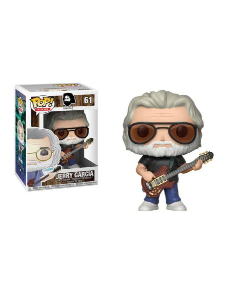 Funko Pop! Rocks - Jerry Garcia 61
