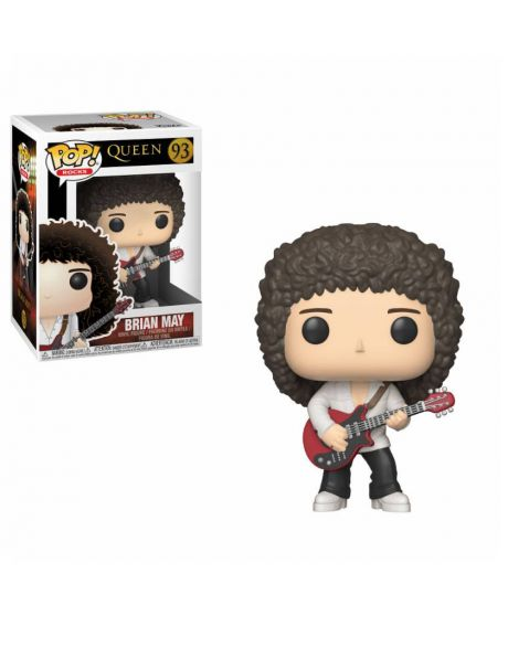 Funko Pop! Rocks Queen - Brian May 93