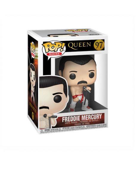 Funko Pop! Rocks Queen - Variant 2 Freddie Mercury 97