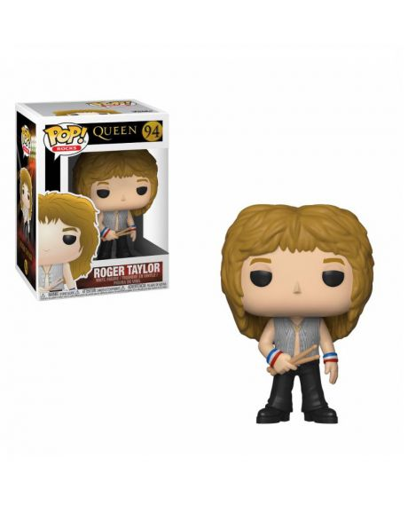 Funko Pop! Rocks Queen - Roger Taylor 94