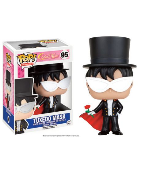 Funko Pop Sailor Monn Tuxedo Mask 95