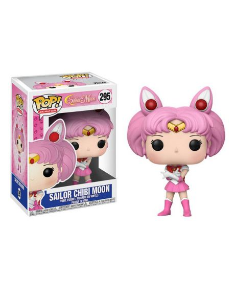 Funko Pop! Sailor Moon - Sailor Chibi Moon 295