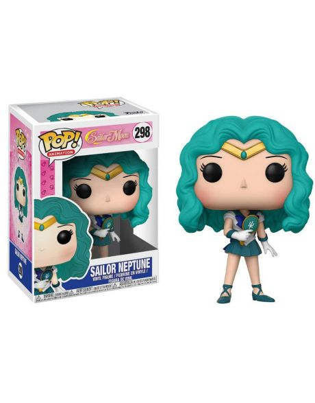Funko Pop! Sailor Moon - Sailor Neptune 298