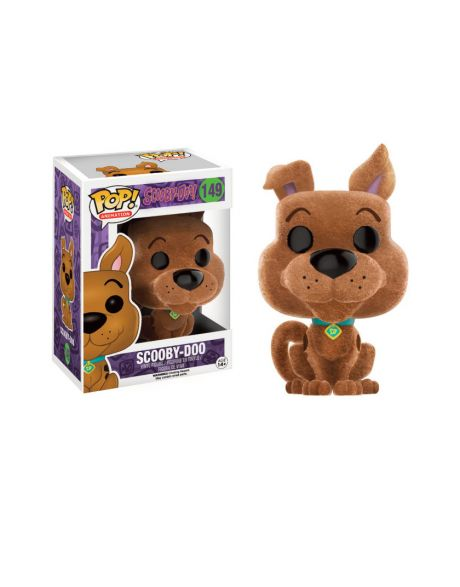 Funko Pop! Scooby-Doo 149 (floccato)