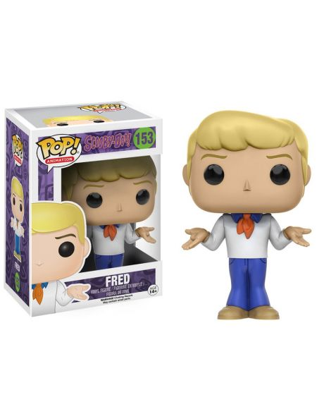 Funko Pop! Scooby Doo - Fred 153
