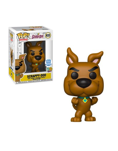 Funko Pop! Scooby-Doo - Scrappy Doo 663 (Funko Shop Exclusive)