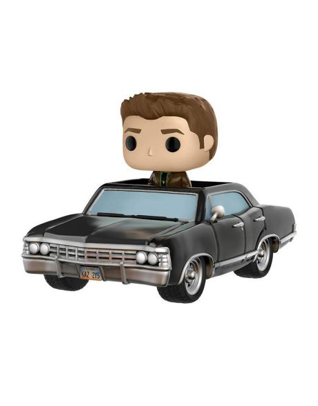 Funko Pop! Rides Supernatural Baby with Dean - Summer Convention 2017