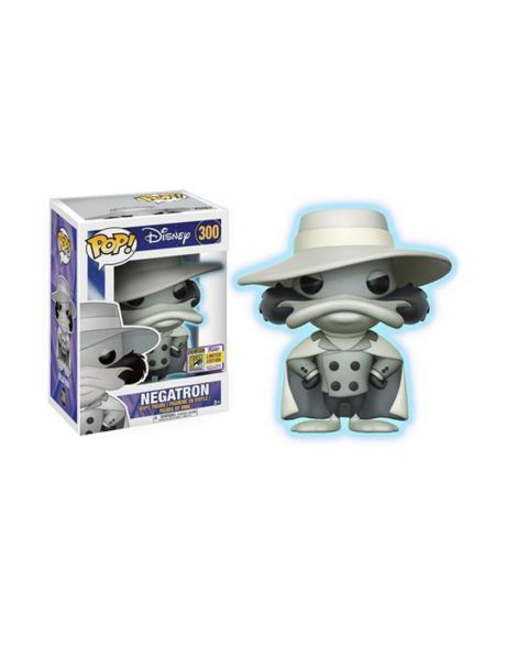 Funko Pop! Negatron 300 (glow in the dark) - Summer Convention 2017
