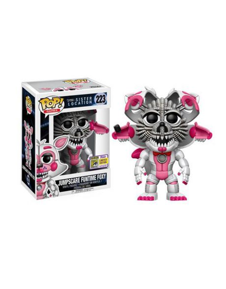 Funko Pop! Five Nights at Freddy's Jumpscare Foxy 223 - Summer Convention 2017