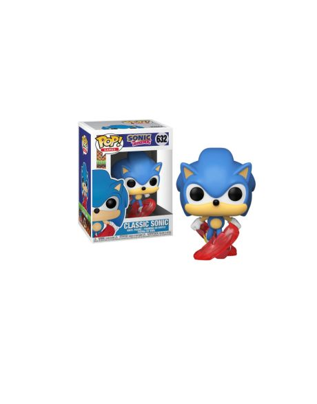 Funko Pop! Sonic 30th - Classic Sonic 632