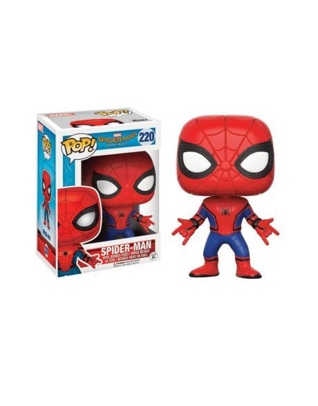 Funko Pop! Spider-Man: Homecoming - Spider-Man 220