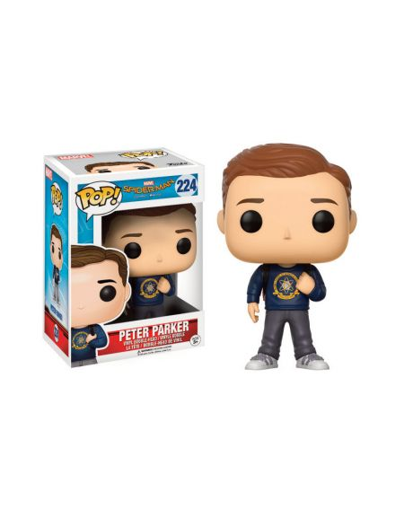Funko Pop! Spider-Man: Homecoming - Peter Parker 224