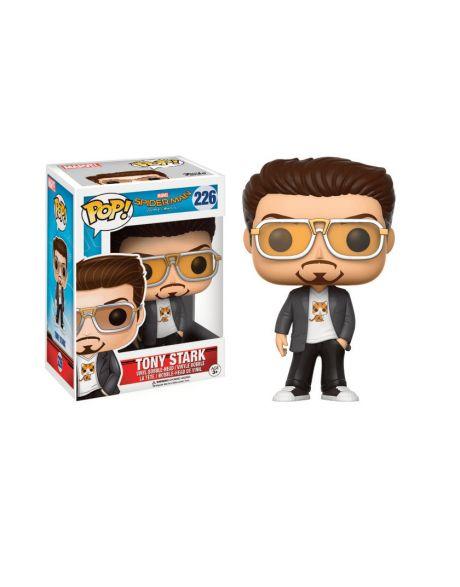 Funko Pop! Spider-Man: Homecoming - Tony Stark 226