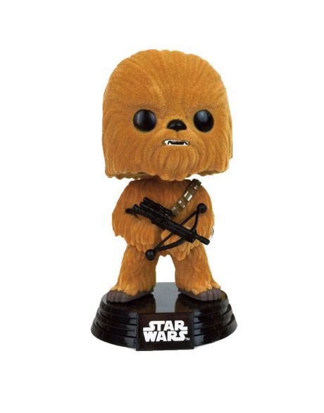 Funko Pop! Chewbacca 63 (Floccato)