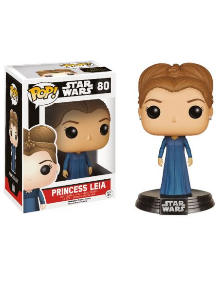 Funko Pop Star Wars Principessa Leia 04