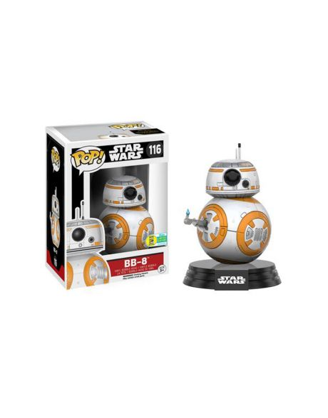 Funko Pop! BB-8 161 (Summer Convention Exclusive)
