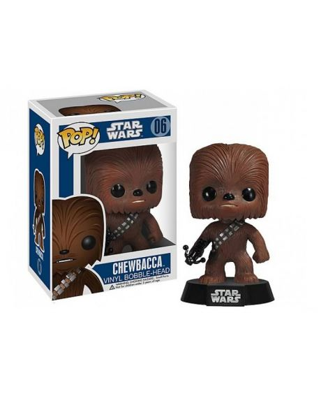 Funko Pop Star Wars Chewbacca 06