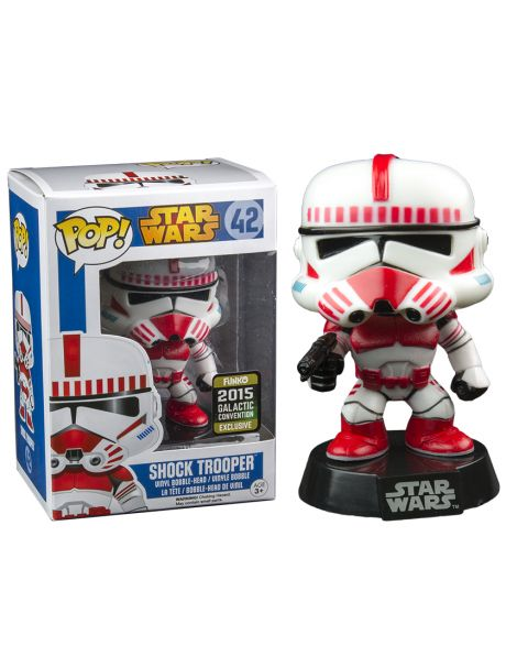 Funko Pop Star Wars Shock Trooper 42