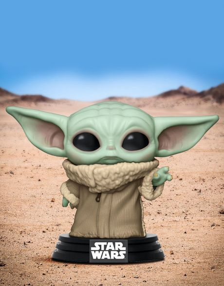 Funko Pop! Star Wars The Mandalorian - The Child