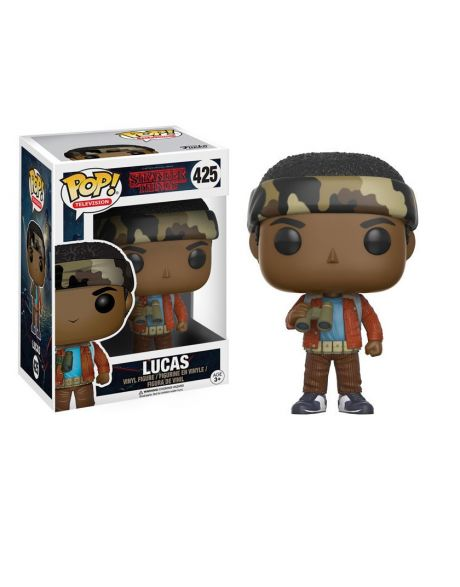 Funko Pop! Stranger Things - Lucas 425