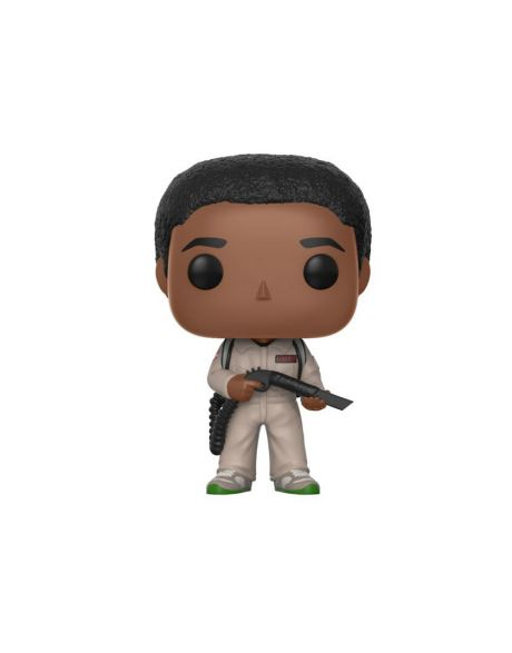 Funko Pop! Stranger Things - Lucas Ghostbuster