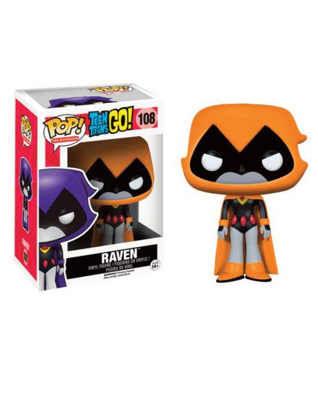 Funko Pop Teen Titans Go Raven 108