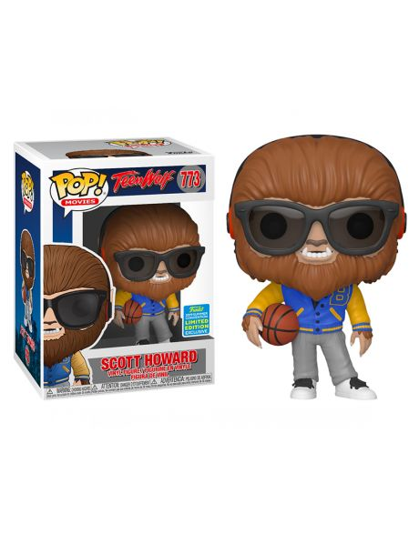 Funko Pop! Teen Wolf - Scott Howard 773 SDCC 2019
