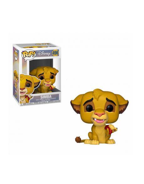 Funko Pop! The Lion King - Simba 496