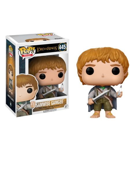 Funko Pop! Lord of the Rings - Samwise Gamgee 445
