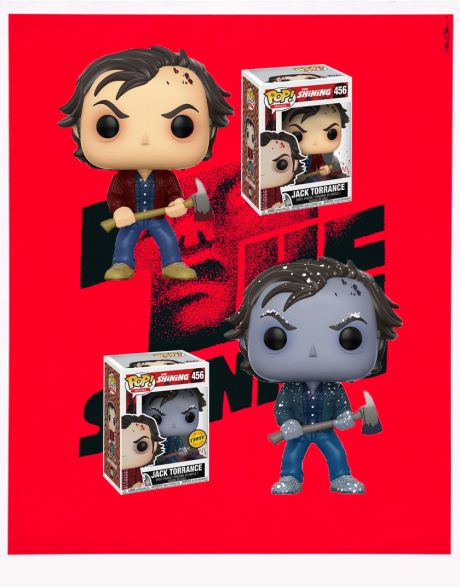 Funko Pop! The Shining - Jack Torrance 456 (Regular + Chase)