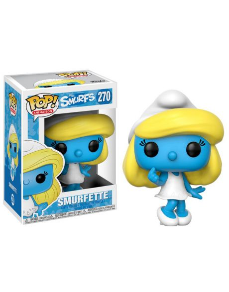 Funko Pop! The Smurfs (I Puffi) - Smurfette 270