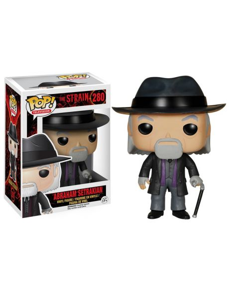 Funko Pop The Strain Abraham Setrakian 280