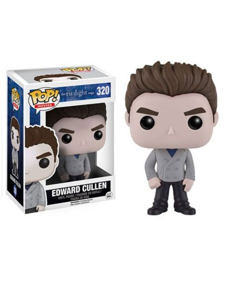 Funko Pop Twilight Edward Cullen 320