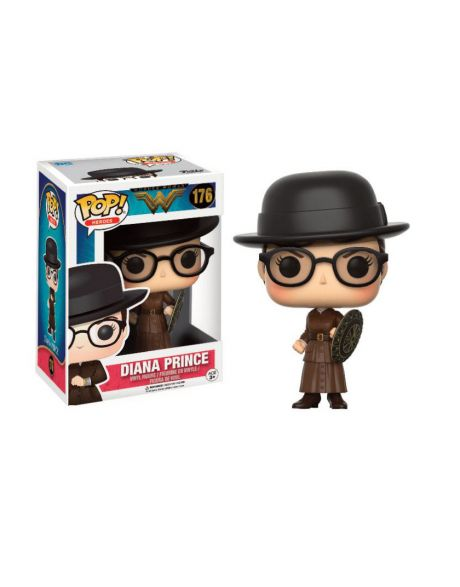 Funko Pop! Wonder Woman - Diana Prince 176