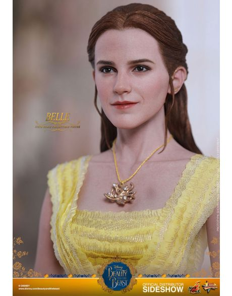 Hot Toys Beauty and the Beast Movie Masterpiece Action Figure Belle