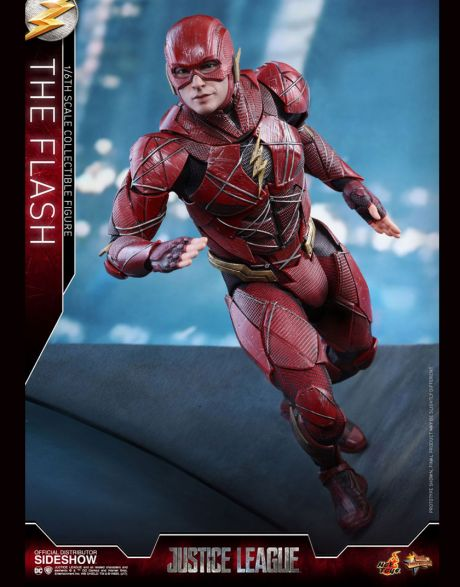 Hot Toys Justice League Movie Masterpiece Action Figure The Flash