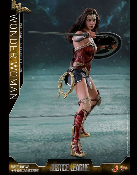 Hot Toys Justice League Movie Masterpiece Action Figure Wonder Woman