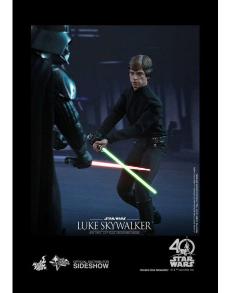 Hot Toys Star Wars Episode VI Action Figure Luke Skywalker