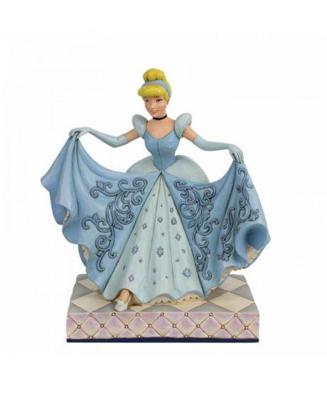 Jim Shore Disney Tradition - Cinderella Glass Slipper